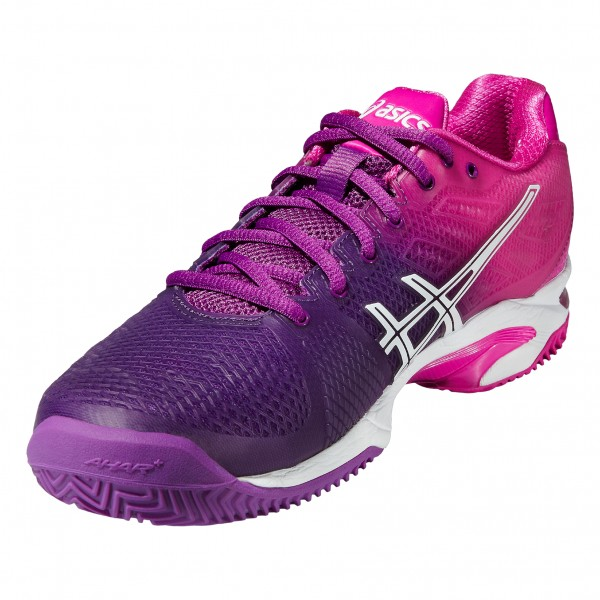asics gel solution speed 2 clay mujer