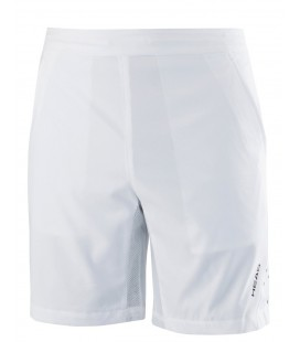 PANTALON HEAD BLANCO PERFORMANCE SHORT