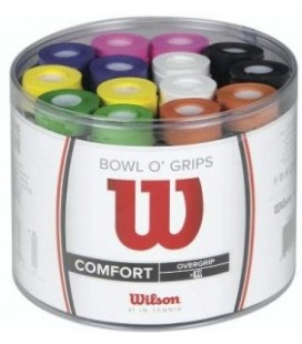 OVERGRIP WILSON CONFORT ROSA PACK3